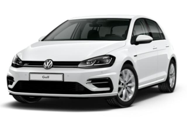 Volkswagen Golf - 2.0 TDI 150 DSG R-Line Nav LED ErgoSi ACC