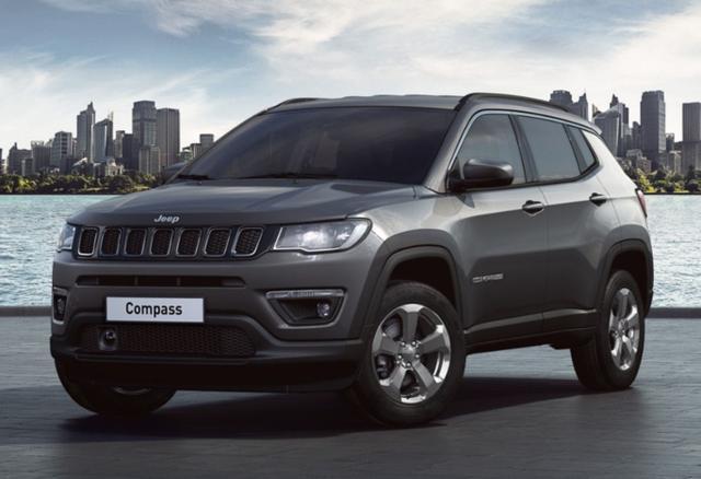 Jeep Compass - 1.4 MAir 140 Longitude Nav Kam Teilleder