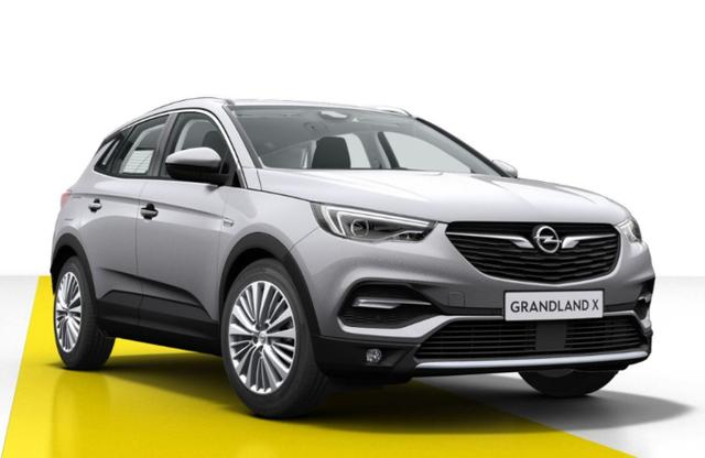 Opel Grandland X - 1.2 Turbo 130 Aut Innov LED 18Z Ass