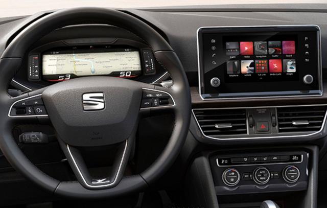 Seat Tarraco 2.0 TSI 190 DSG 4Drive XC LED Nav 7-S