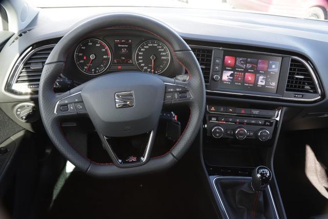 Seat Leon 1.5 TSI 130 FR LED Nav Kam 18Z SHZ PDC
