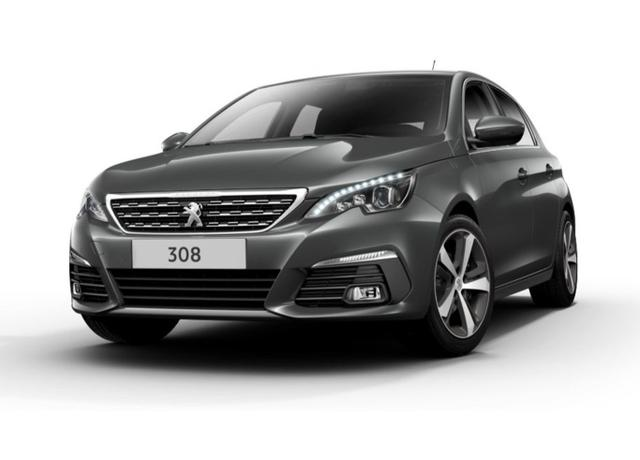 Peugeot 308 - 1.5 BlueHDi 130 Aut. Allure LED Nav PDC