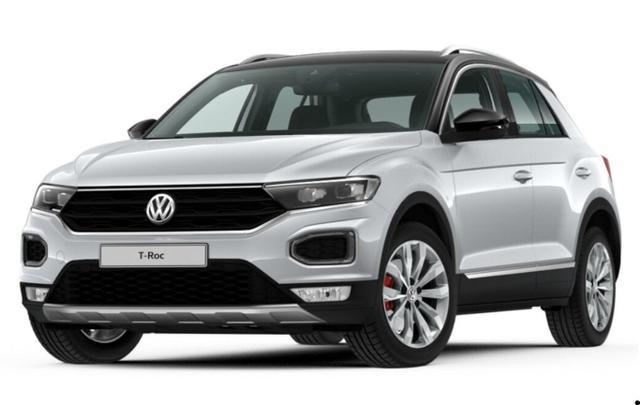 Volkswagen T-Roc - 2.0TSI DSG 4M Sport LED Sportp AID Nav SHZ