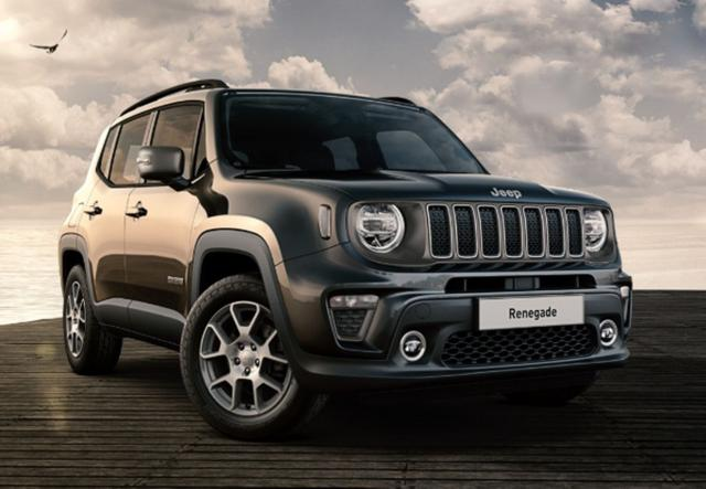 Jeep Renegade - Limited 150 Aut. LED WinterP SichtP PDC