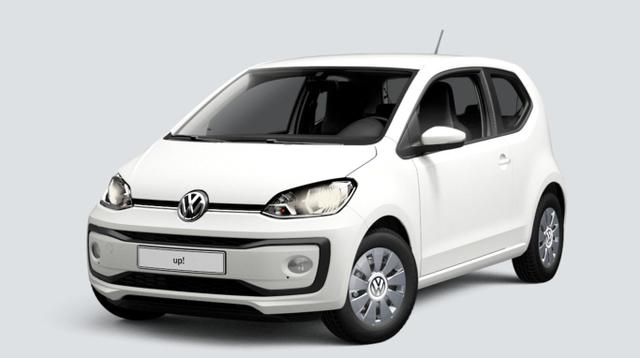 Volkswagen up! - 1.0 TSI 60 move PDC Klima Temp