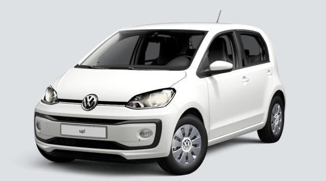 Volkswagen up! - 1.0 TSI 60 move PDC Klima Temp 5-Türer