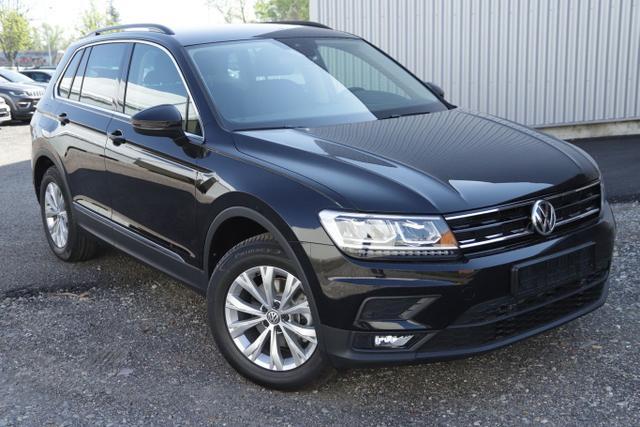 Volkswagen Tiguan - 2.0 TDI DSG CL LED Nav Key Parkl SHZ Kam