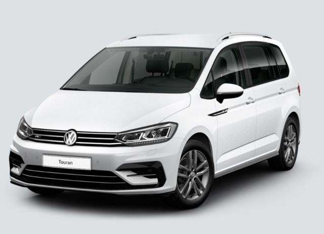 Volkswagen Touran - 1.5 TSI 150 DSG R-Line 7-S Nav LED PDC SH