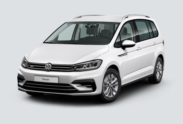 Volkswagen Touran - 1.5 TSI 150 DSG R-Line 7-S Nav LED Oryx