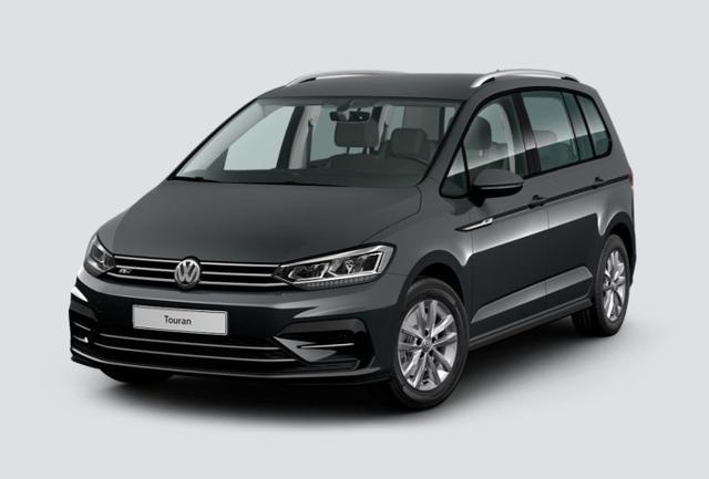 Volkswagen Touran - 1.5 TSI 150 R-Line Nav LED PDC vo/hi SHZ