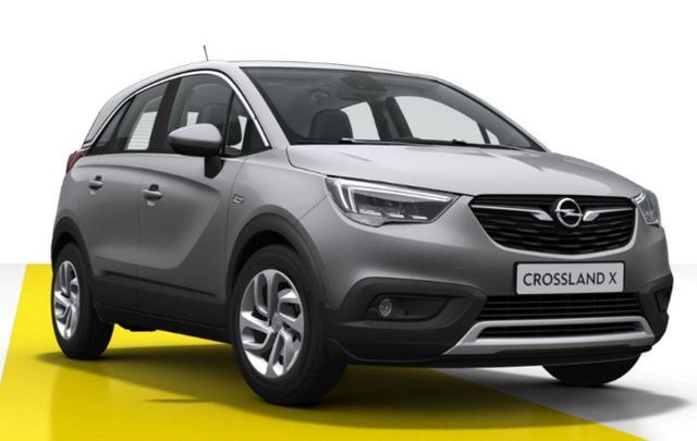 Opel Crossland X - 1.2 Turbo 130 Innovation Nav LED SHZ