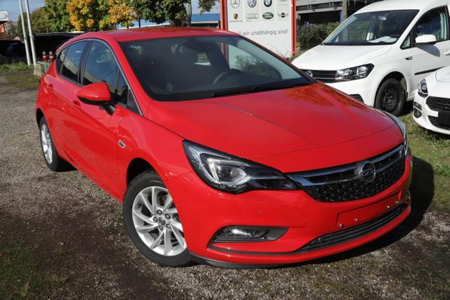 Opel Astra - K 1.4 Turbo 125 Innovation LED Nav PDC Kam