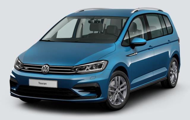 Volkswagen Touran - 1.5 TSI 150 DSG R-Line Nav LED PDC SHZ