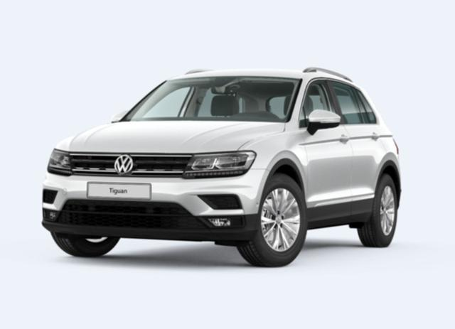Volkswagen Tiguan - 1.5 TSI 130 CL LED Nav ErgoS Kam DAB Keyl