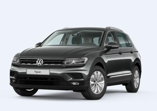 Volkswagen Tiguan - 1.5 TSI 130 LED Nav Erg Kam Lane Keyl DAB
