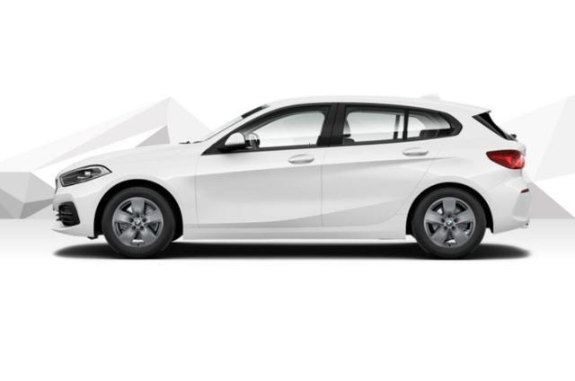 BMW 1er 118i aut Con+Nav LiveC SpiegelP KomfortZ MemoryS