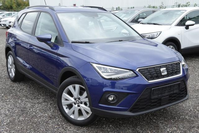 Seat Arona - 1.0 TSI 95 Style LED Privacy FullLink 17