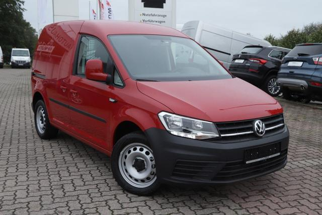 Volkswagen Caddy - Kasten 1.4 TSI 125 Klima Comp. Audio HFT