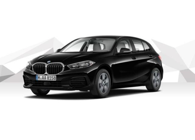 BMW 1er - 118i aut Con Nav LiveC SpiegelP KomfortZ MemoryS Vorlauffahrzeug