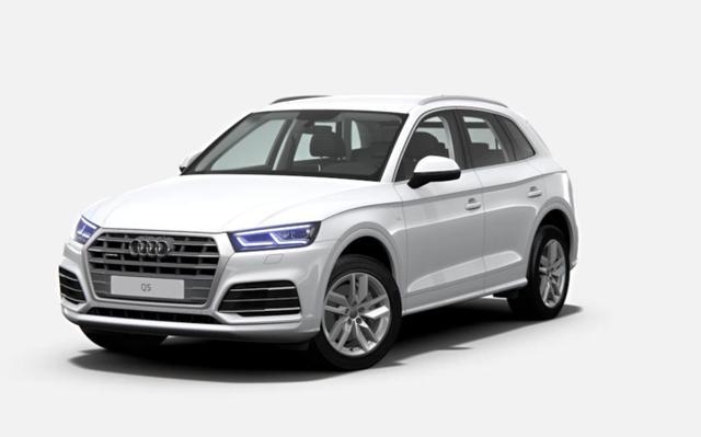 Audi Q5 - 40 TDI 190 quattro S Line LED MMI Nav+ Kam