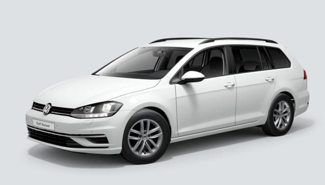 Volkswagen Golf Variant - 2.0 TDI 150 DSG CL Nav ACC PDC Temp