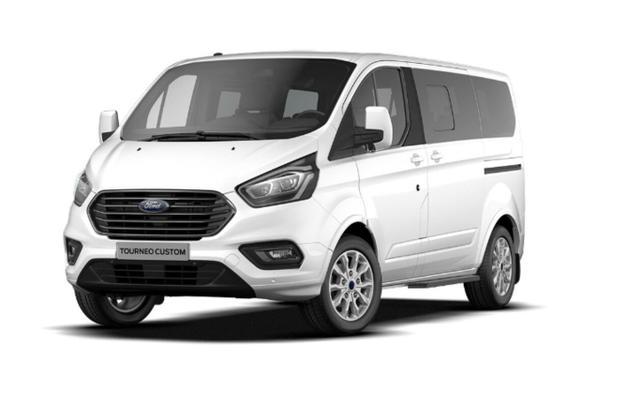 Ford Tourneo - Custom 2.0 TDCi 185 310 L1 Xenon Leder