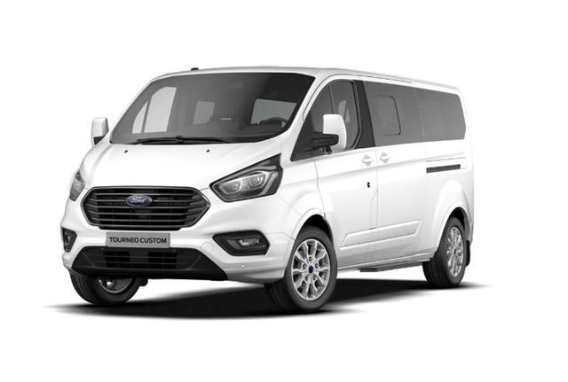 Ford Tourneo - 2.0 TDCi 185 Aut 310 L2 Xenon