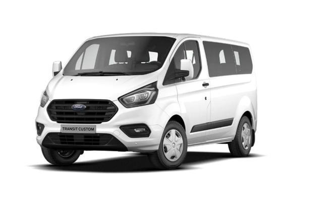 Ford Transit Custom - 2.0 TDCI 170 320 L1 9S PDCv/h TFL