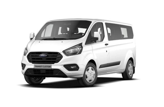 Ford Tourneo - Transit 2.0 TDCi 130Aut 320 L2 9S