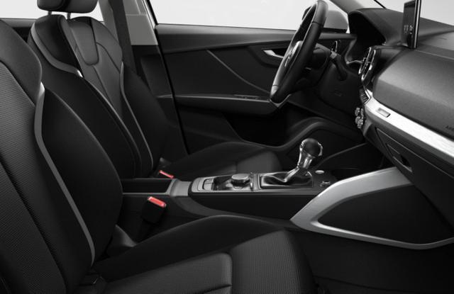 Audi Q2 35 TFSI 150 S-Tronic Sport LED MMI Nav SHZ