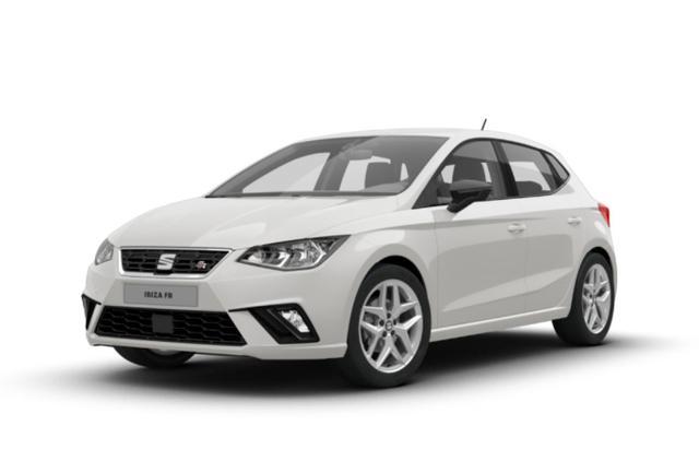Seat Ibiza - 1.0 EcoTSI 95 FR Nav 17Z PDC Klimaaut Temp