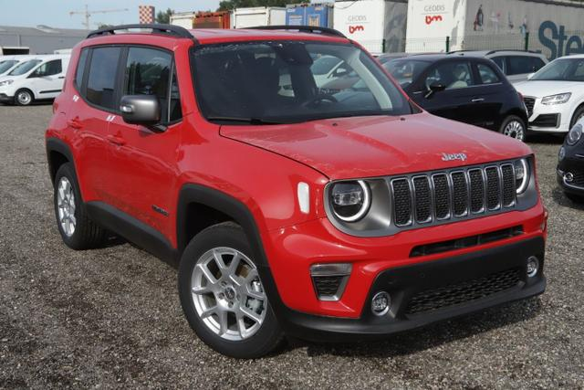 Jeep Renegade - 1.0 T-GDI 120 Limited LED Nav PDC 17Z