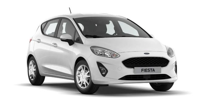 Ford Fiesta - 1.0 Ecoboost 100 SYNC SHZ PDC Lane Klima