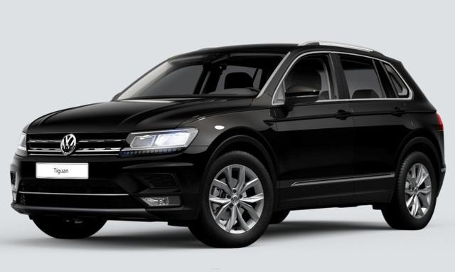 Volkswagen Tiguan - 2.0 TDI 150 DSG HL LED AID Nav Ergo 18Z