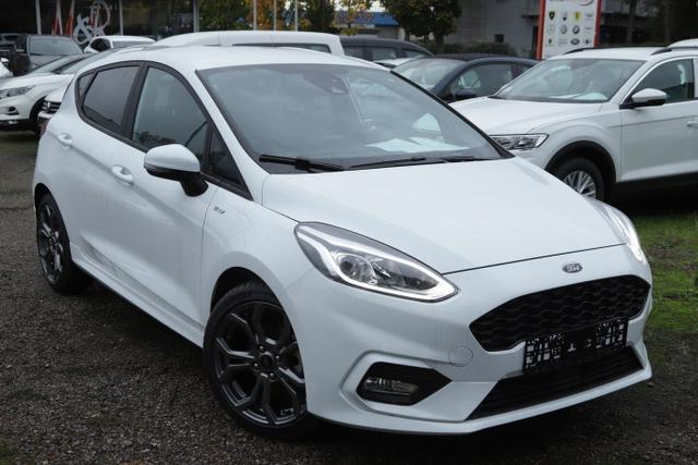 Ford Fiesta - 1.0 100 ST-Line Klimaut KeyFree Privacy