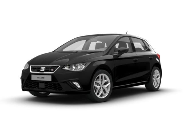 Seat Ibiza - 1.0 EcoTSI 95 FR 17Z PDC FullLink Klimaaut