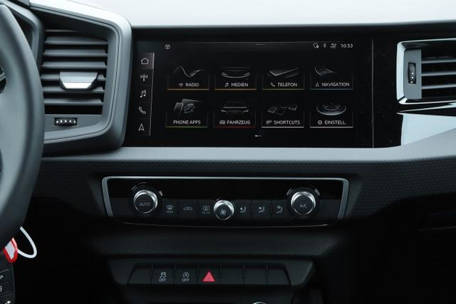 Audi A1 25 TFSI 95 S line MMI Radio+ BiCol PDC VirCo