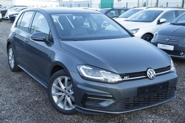 Volkswagen Golf - 1.5 TSI 150 DSG R-Line Nav LED ErgoSi ACC