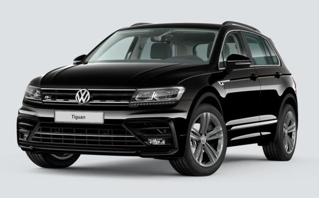 Volkswagen Tiguan - 2.0 TDI 150 R-LINE DSG LED Nav SHZ 19ZSeb