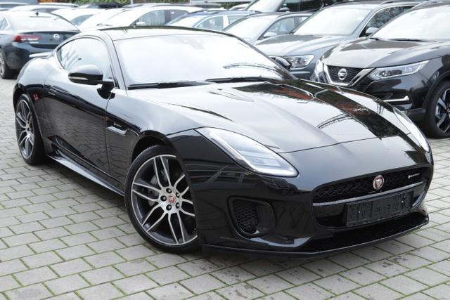Jaguar F-Type - 2.0 300 R-Dynamic LederP BlackP 20Z PanoD