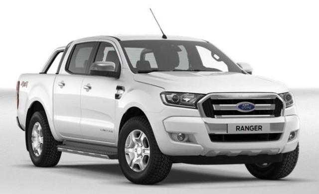 Ford Ranger - 3.2 TDCi 200 Aut. DK Limited 4x4 Nav ACC