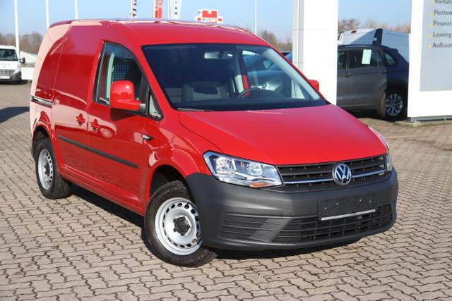 Volkswagen Caddy - Kasten 2.0 TDI 102 Klima Comp. Audio