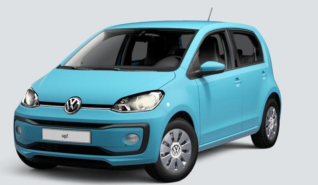 Volkswagen up! - 1.0 TSI 60 move PDC Klima Temp 5-Türer