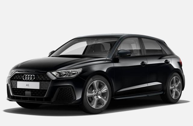 Vorlauffahrzeug Audi A1 - SB 30 TFSI 116 17Z BiCol PDC vo/hi SHZ VirCo