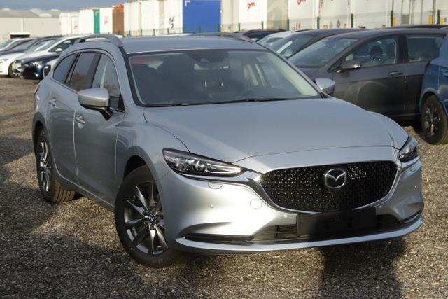 Lagerfahrzeug Mazda Mazda6 4-Türer - 6 Kombi 2.0 145 Aut. LED Nav HUD PDC vo/hi ACC