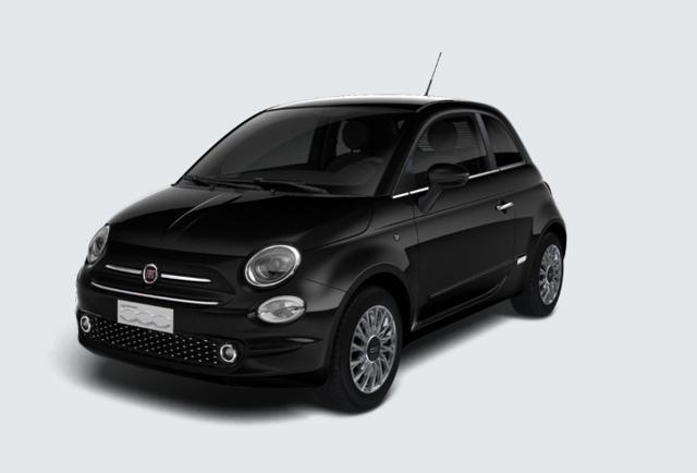 """Vorlauffahrzeug Fiat 500 - 1.2 Lounge Serie 7 CarPlay Klima 15"""" NSW MFL"""