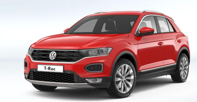 Volkswagen T-Roc - 2.0 TSI DSG 4M Sport LED AppCo AID SHZ 17Z