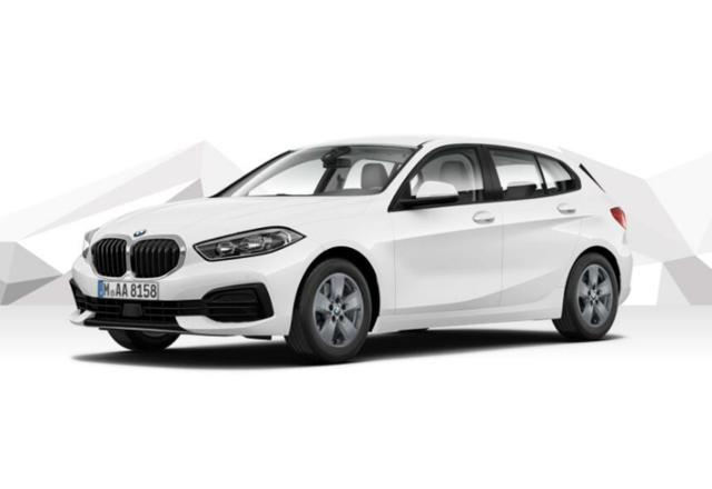 BMW 1er - 118i aut Con+Nav LiveC SpiegelP KomfortZ MemoryS