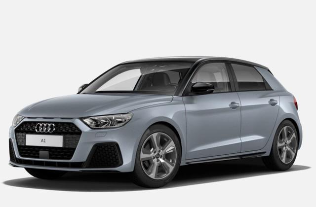 Audi A1 - SB 30 TFSI 116 17Z BiCol PDC vo/hi SHZ VirCo