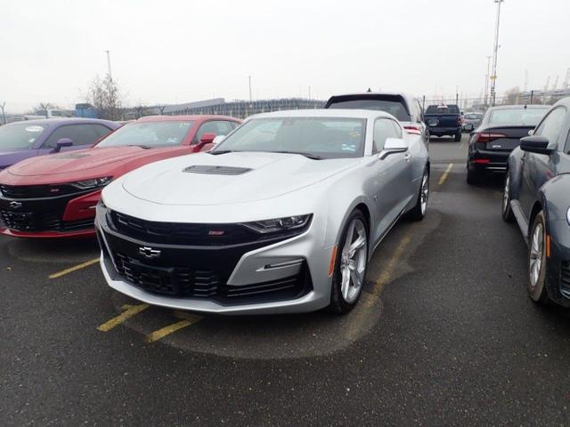 Lagerfahrzeug Chevrolet Camaro - 2SS V8 AT10 MY2019 MagRid LED Schiebedach